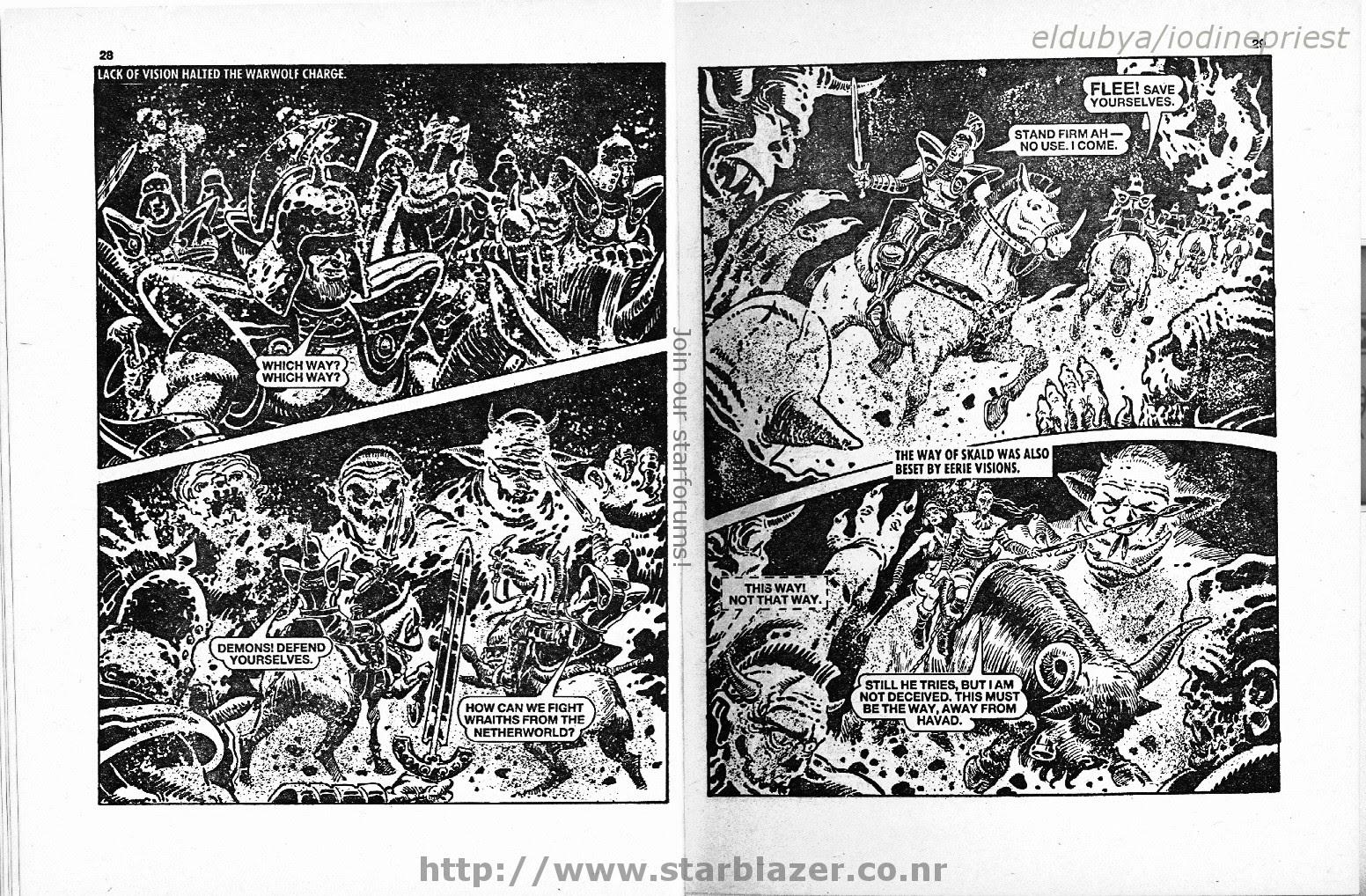 Starblazer issue 267 - Page 16