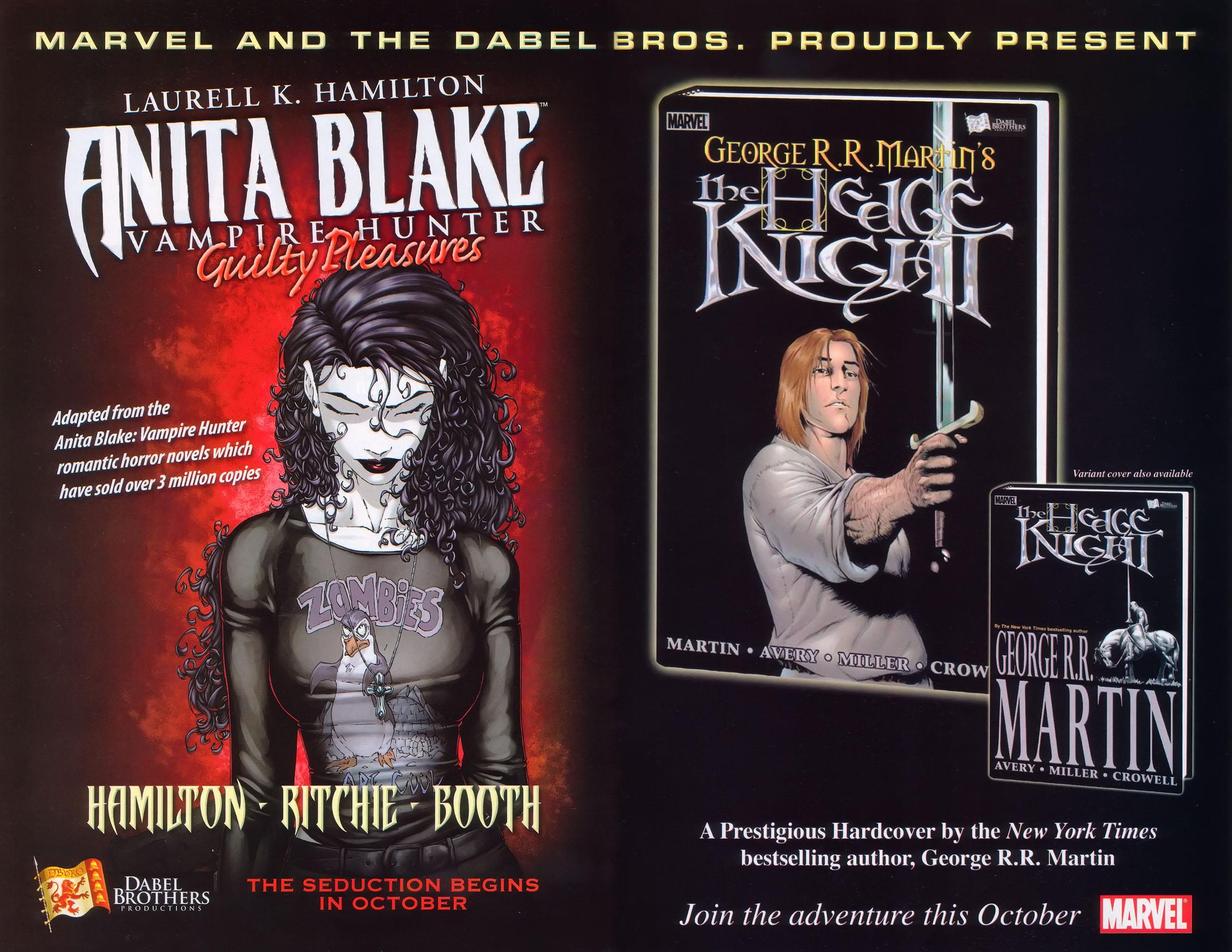 Read online Anita Blake, Vampire Hunter: Guilty Pleasures comic -  Issue #1 - 28