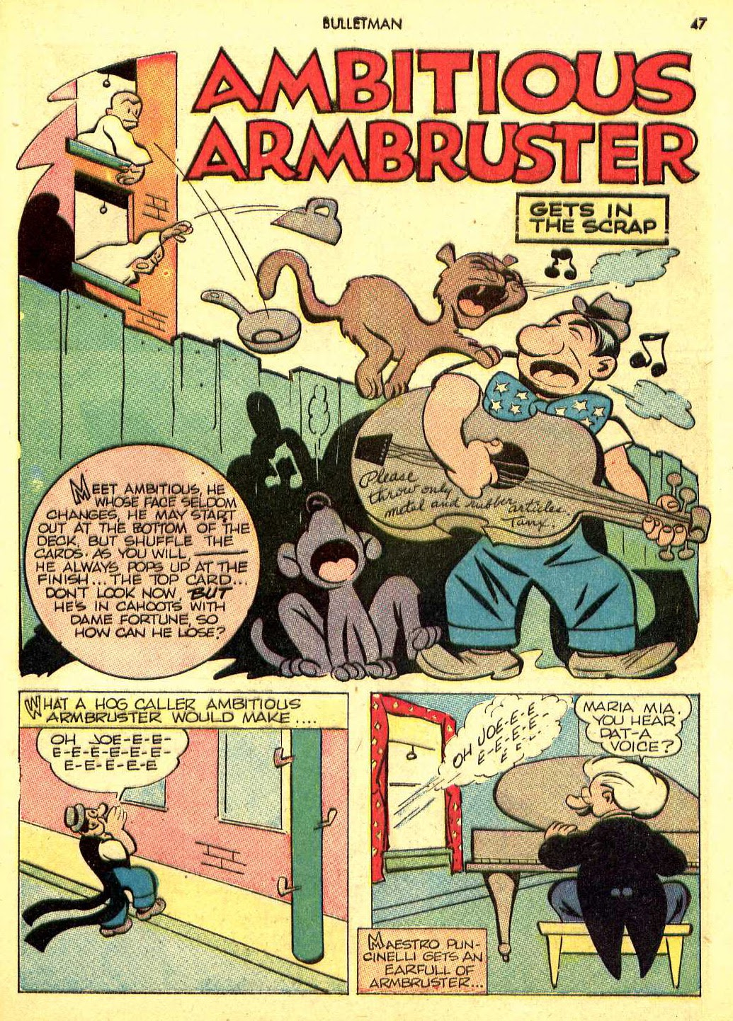 Bulletman issue 12 - Page 46