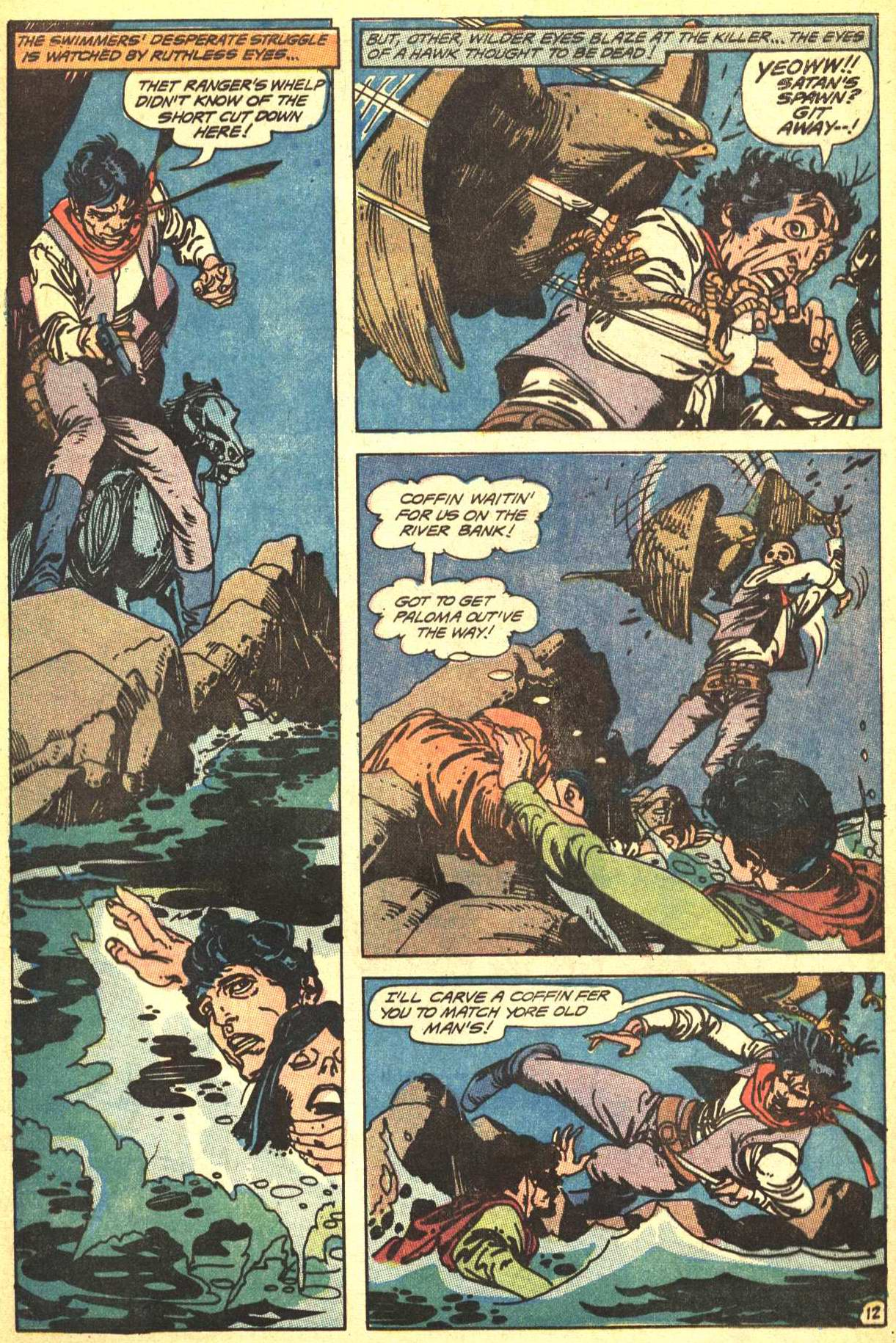 Read online All-Star Western (1970) comic -  Issue #4 - 14
