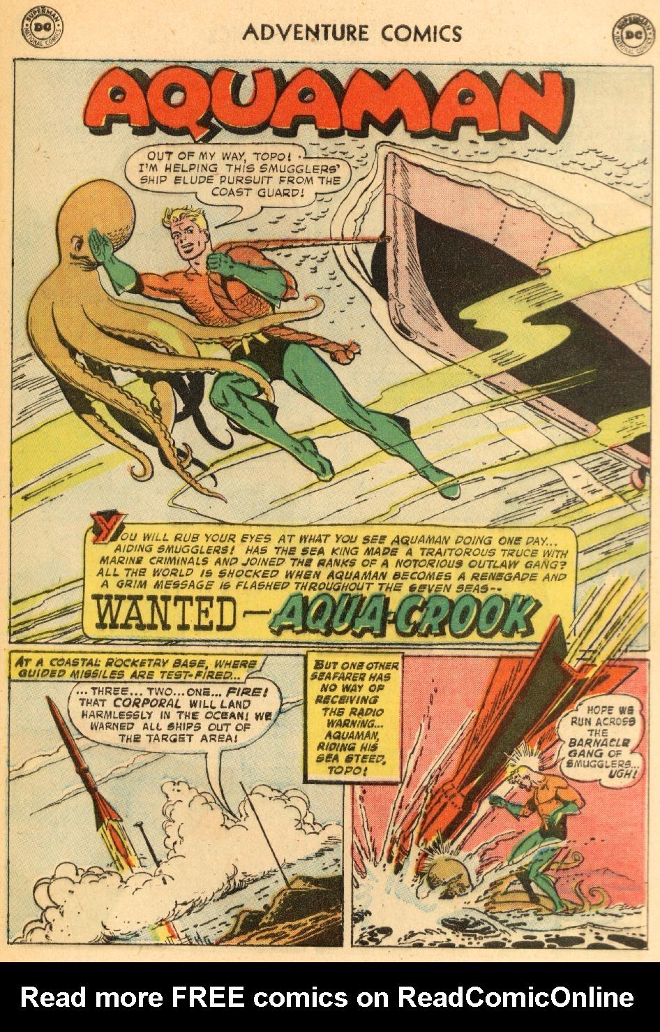 Read online Adventure Comics (1938) comic -  Issue #249 - 27