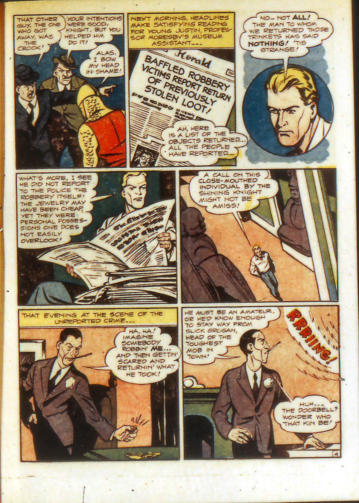 Read online Adventure Comics (1938) comic -  Issue #90 - 23