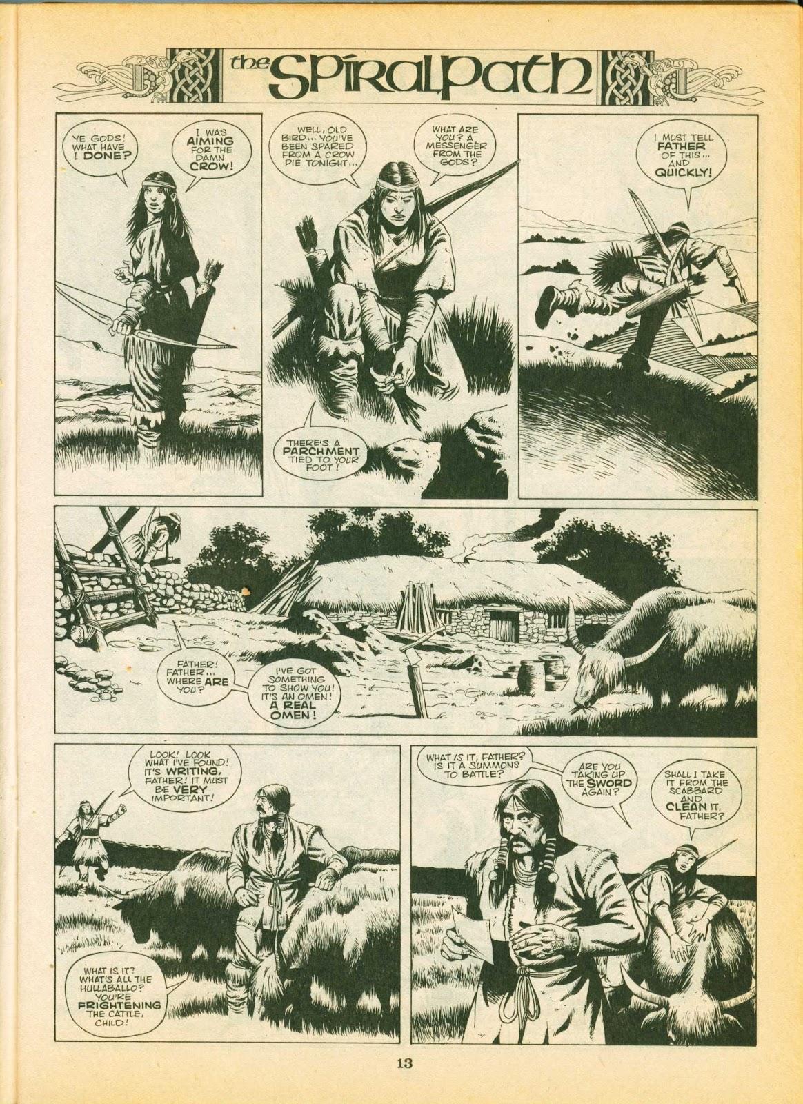 Warrior Issue #3 #4 - English 13