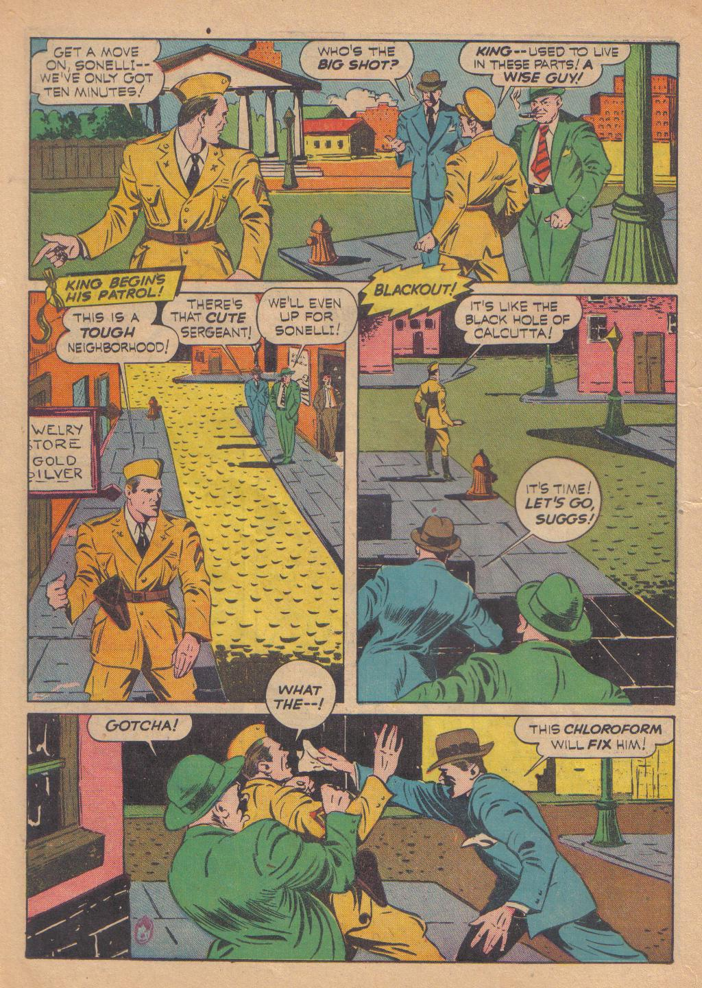 Exciting Comics (1940) issue 13 - Page 26