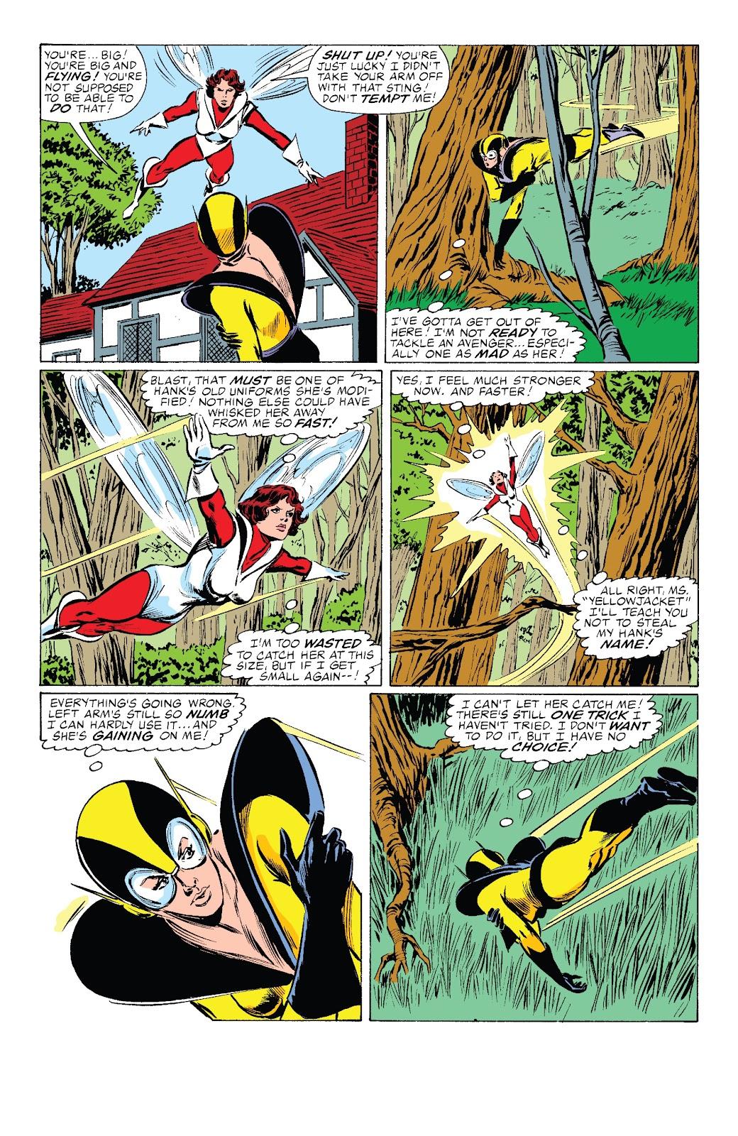 Read online Marvel Tales: Avengers comic -  Issue # Full - 68
