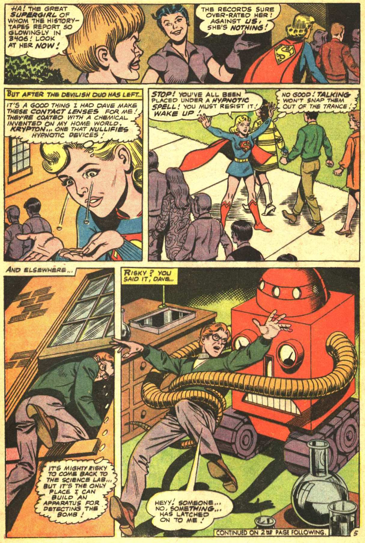 Read online Action Comics (1938) comic -  Issue #368 - 19