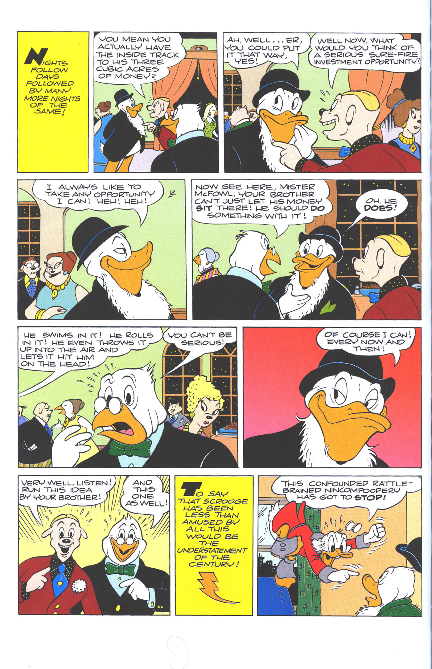 Read online Uncle Scrooge (1953) comic -  Issue #374 - 52