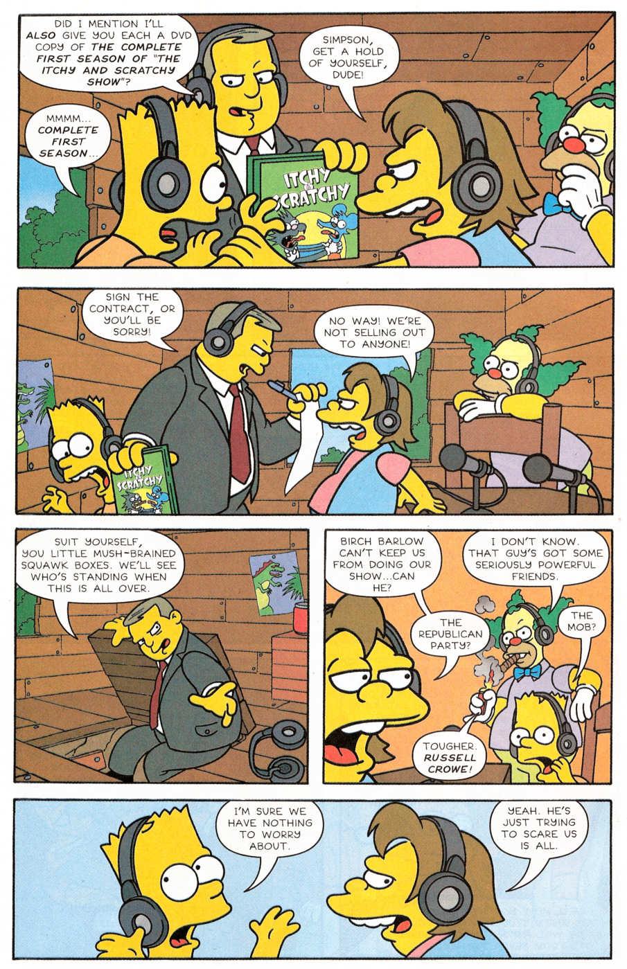 Read online Simpsons Comics Presents Bart Simpson comic -  Issue #29 - 23