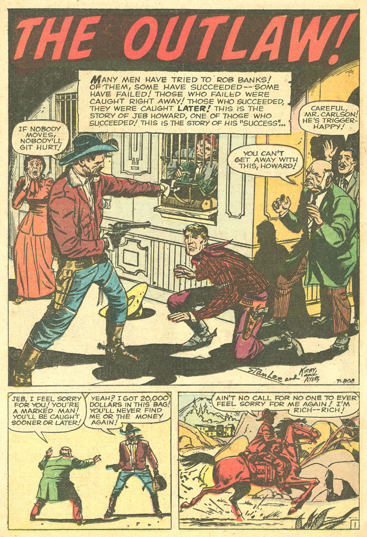 Read online Two-Gun Kid comic -  Issue #55 - 20
