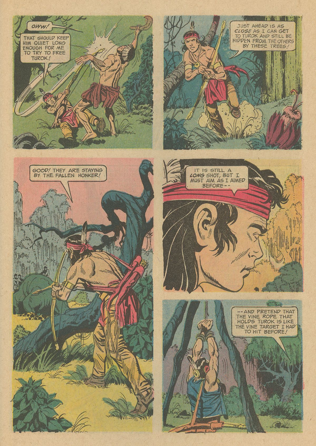 Read online Turok, Son of Stone comic -  Issue #80 - 27