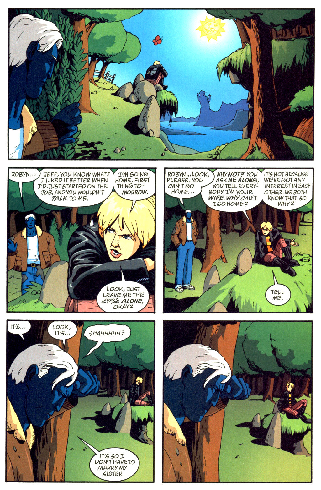 Read online Smax comic -  Issue #2 - 7
