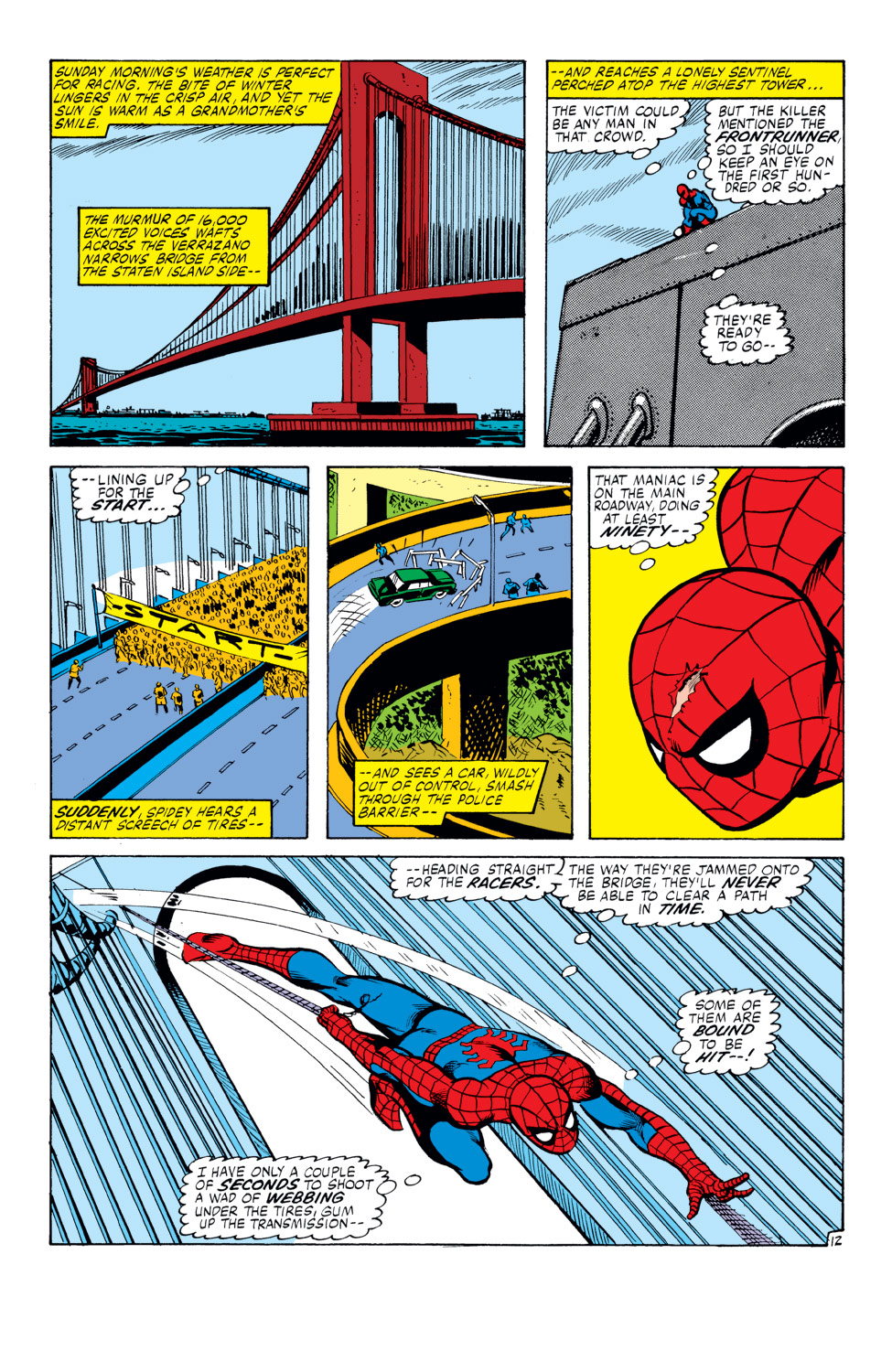 The Amazing Spider-Man (1963) 216 Page 12