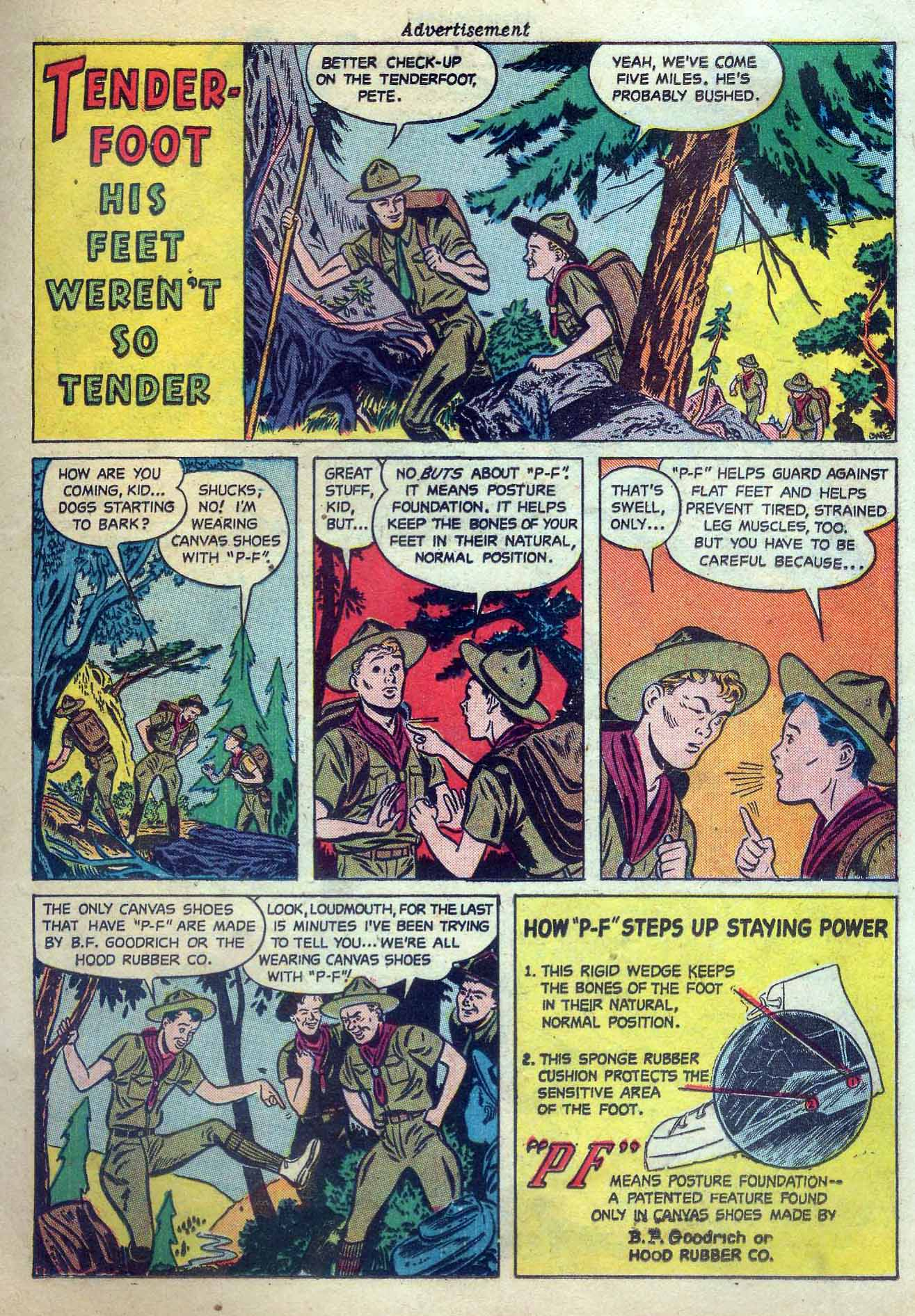 Read online Sensation (Mystery) Comics comic -  Issue #56 - 15