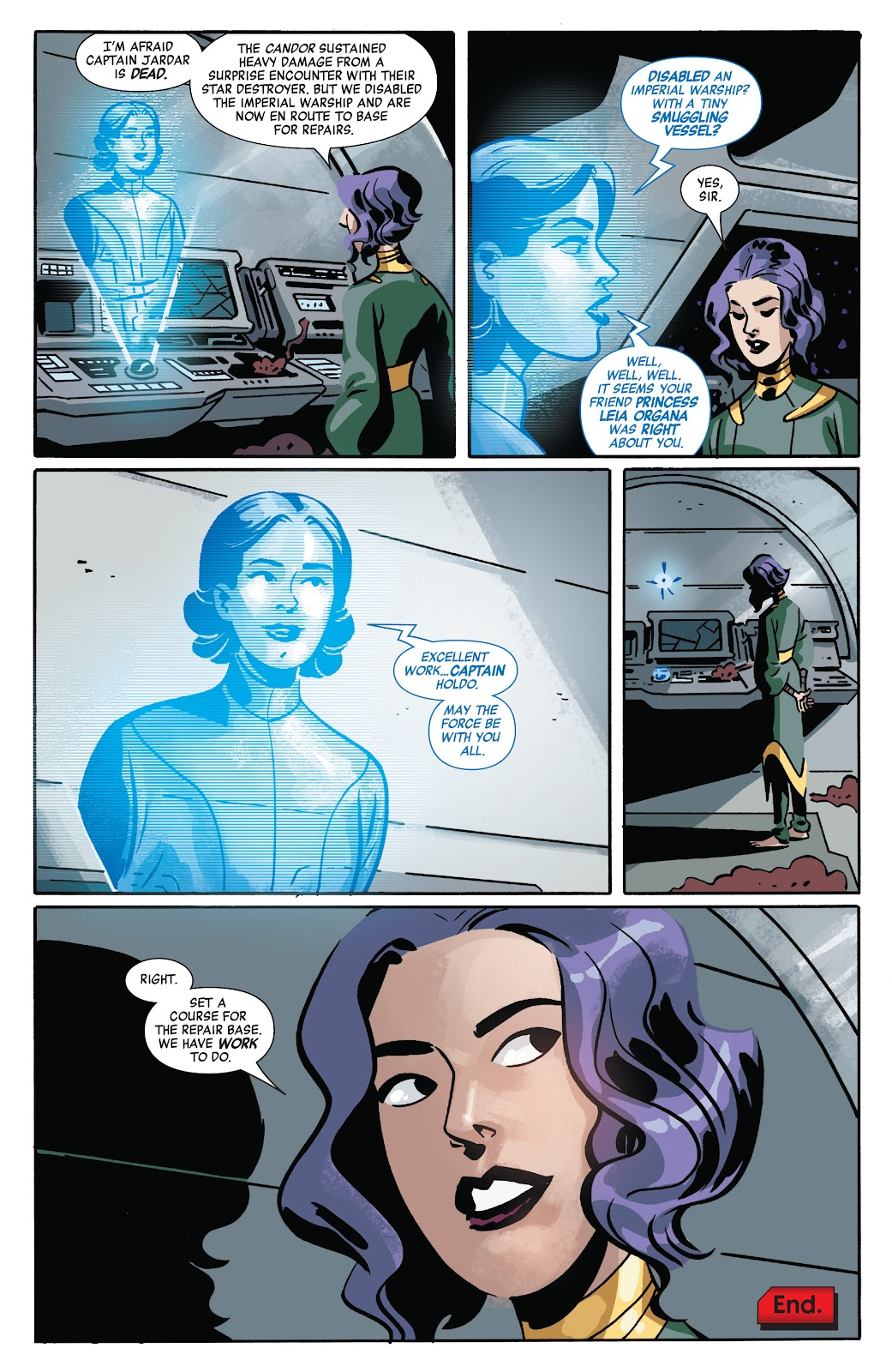 Read online Star Wars: Age of Republic: Heroes comic -  Issue # TPB - 109