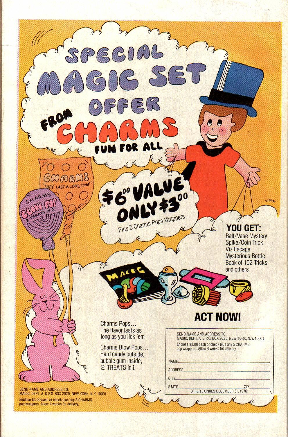 Read online Shazam! (1973) comic -  Issue #26 - 36