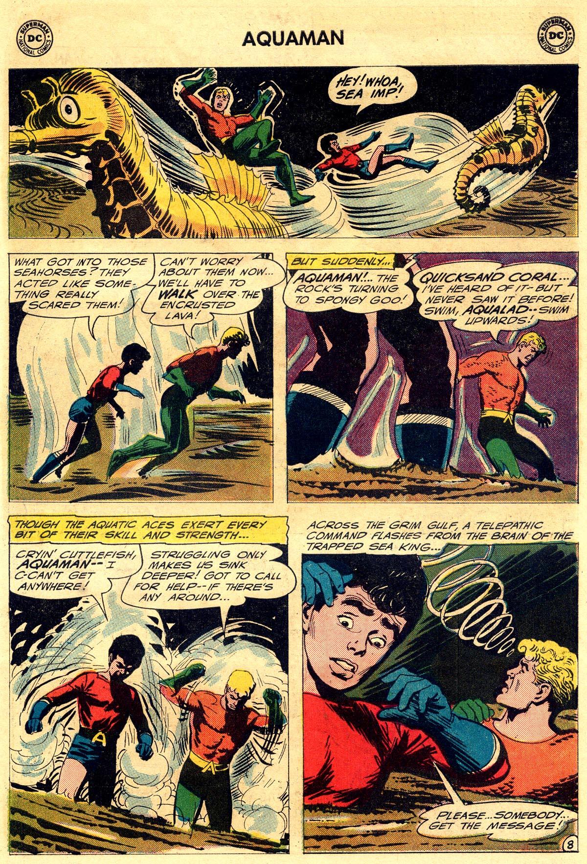 Read online Aquaman (1962) comic -  Issue #23 - 11