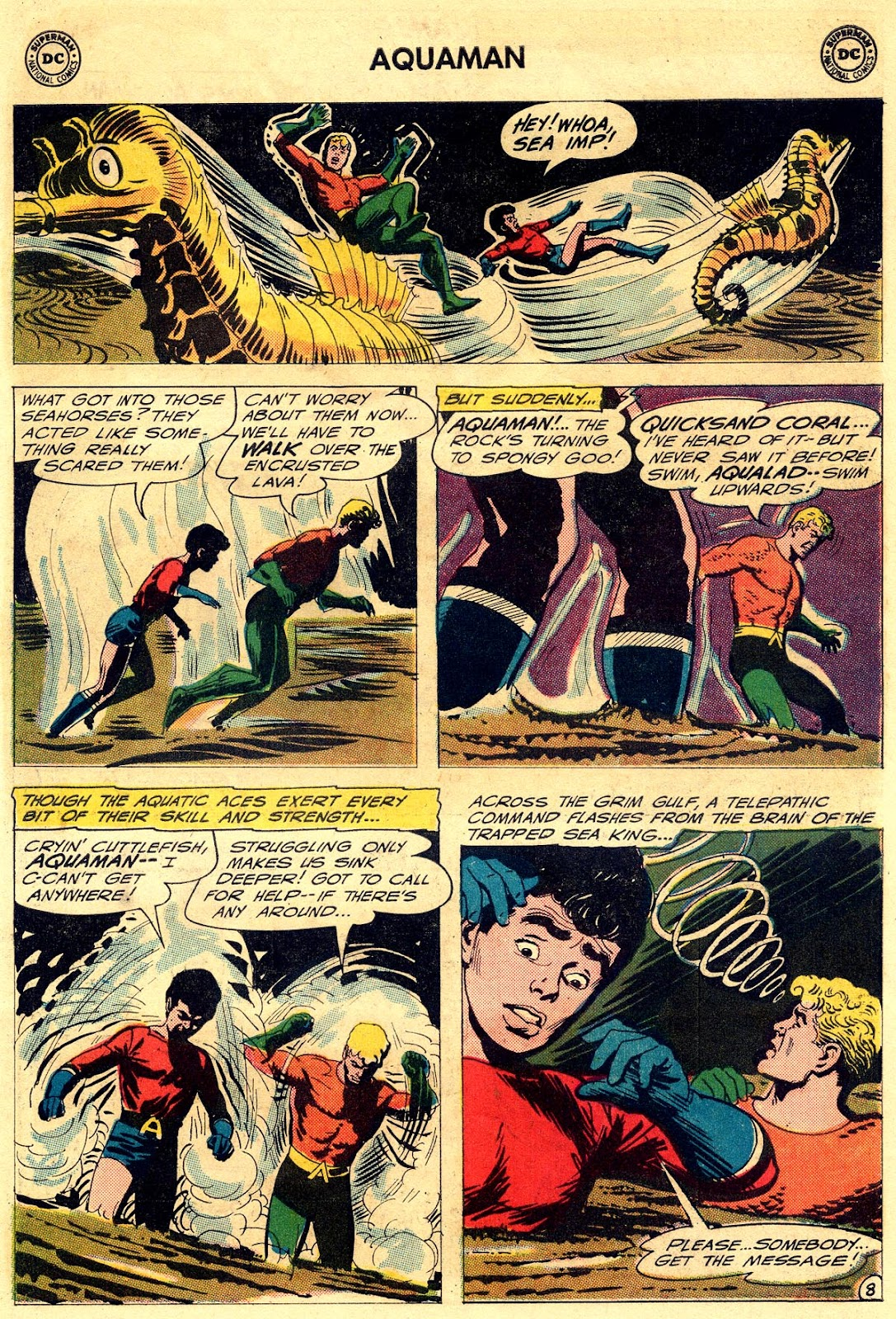 Aquaman (1962) Issue #23 #23 - English 11