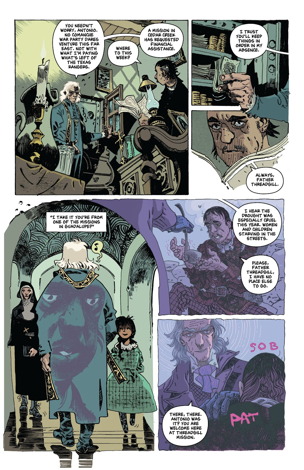 Read online The Seven Deadly Sins comic -  Issue # TPB (Part 1) - 12
