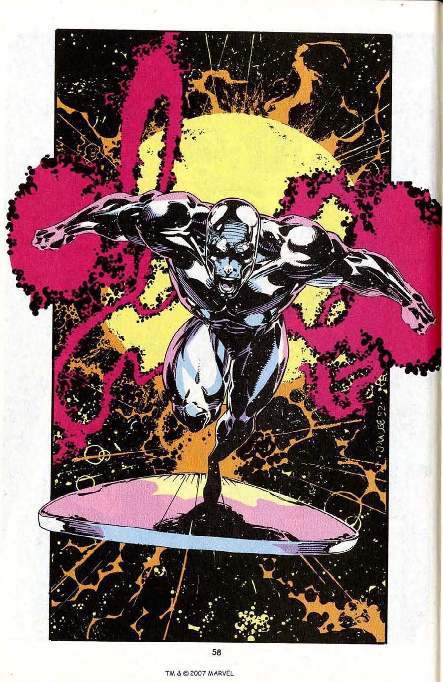 Read online Silver Surfer (1987) comic -  Issue # _Annual 5 - 60