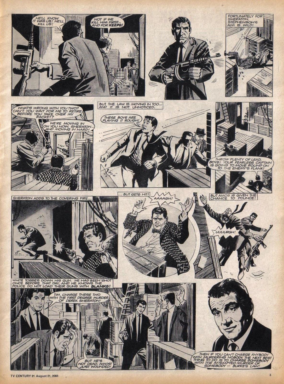 TV Century 21 (TV 21) issue 31 - Page 3