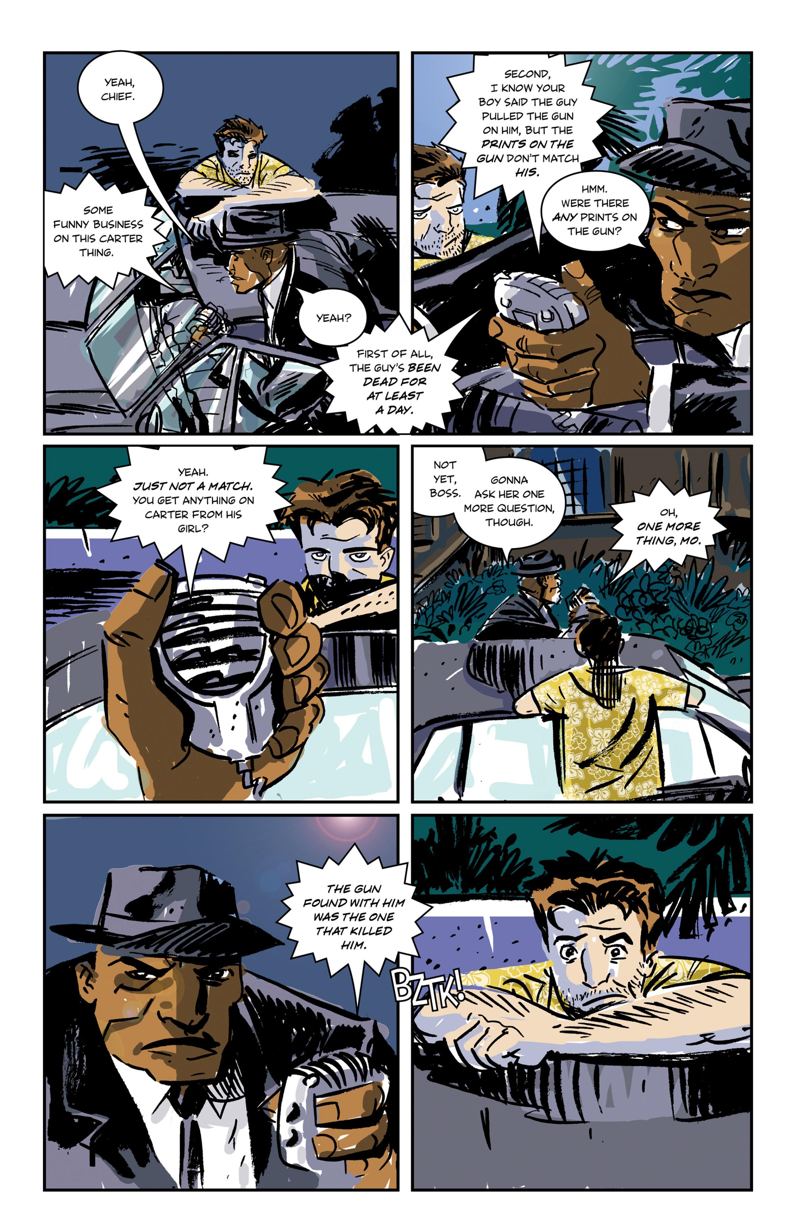 Read online Aloha, Hawaiian Dick comic -  Issue #3 - 21