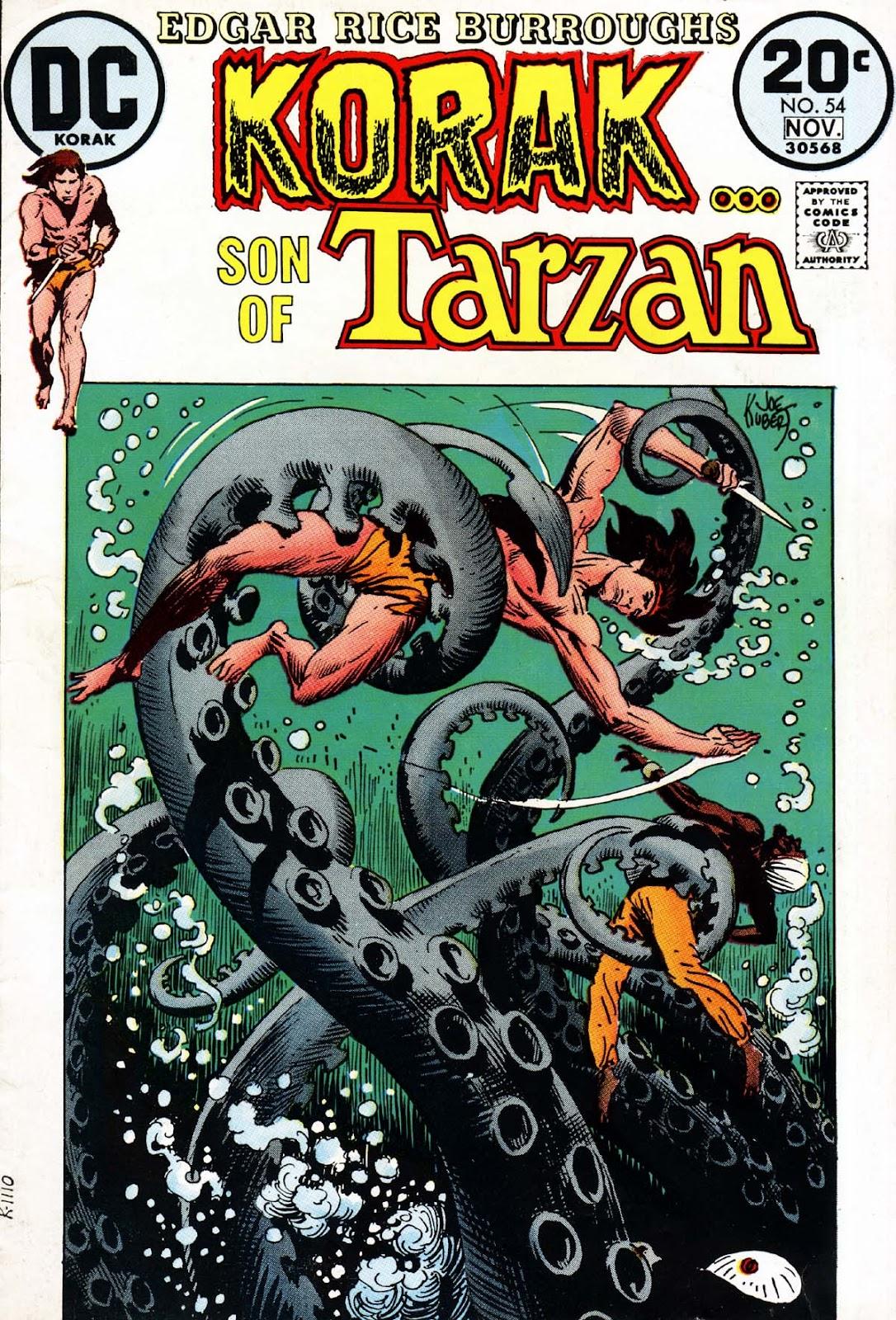 Korak, Son of Tarzan (1972) 54 Page 1
