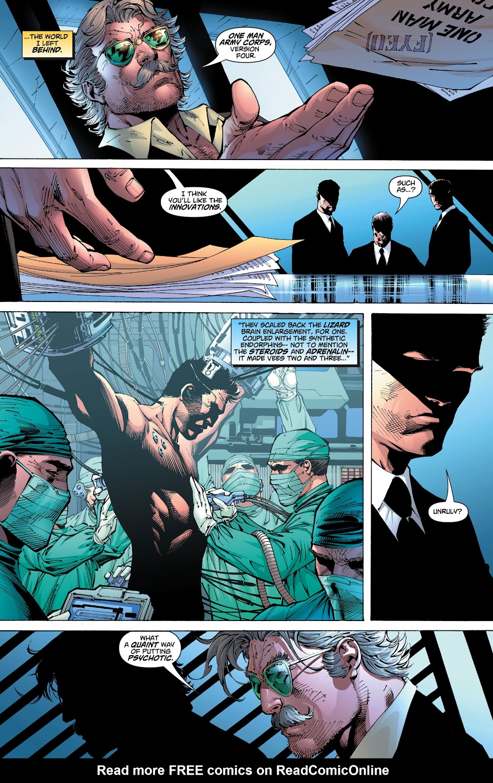 Read online Superman: For Tomorrow comic -  Issue # TPB (Part 3) - 55
