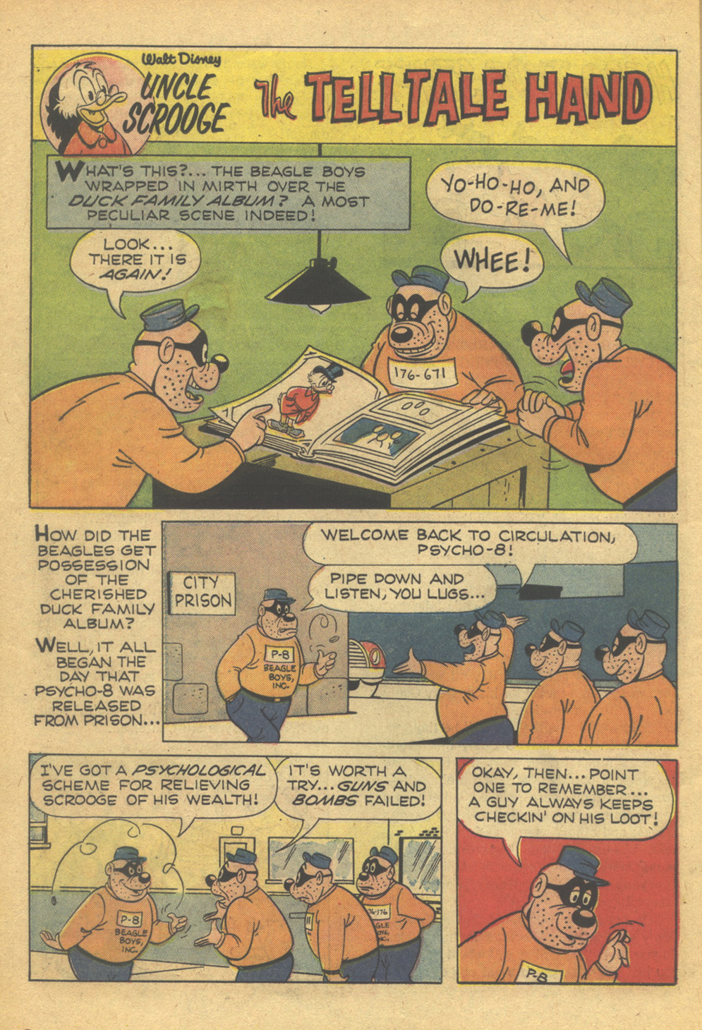 Read online Uncle Scrooge (1953) comic -  Issue #77 - 20
