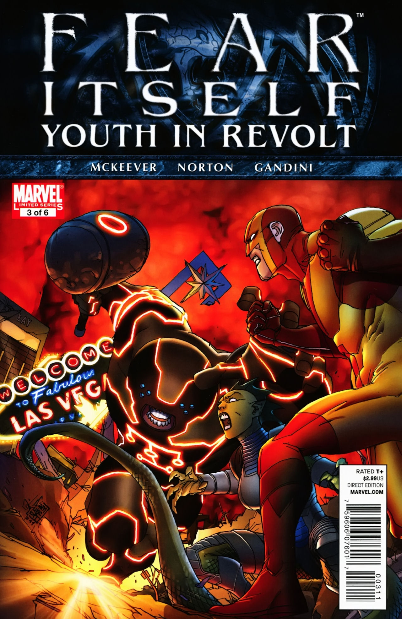 Fear Itself: Youth In Revolt 3 Page 1