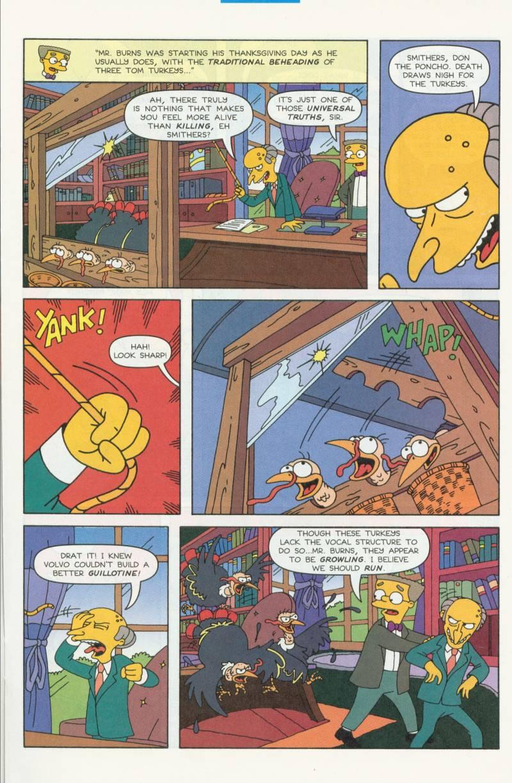 Read online Simpsons Comics comic -  Issue #51 - 10