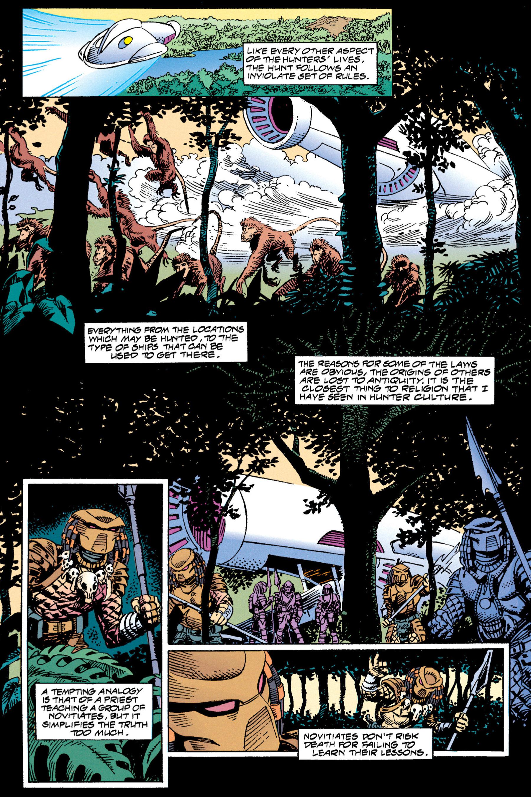 Read online Aliens vs. Predator Omnibus comic -  Issue # _TPB 1 Part 3 - 73