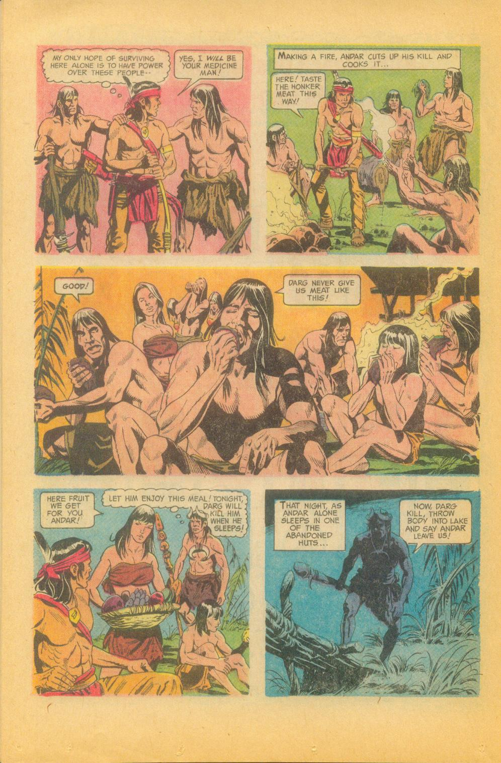 Read online Turok, Son of Stone comic -  Issue #82 - 24