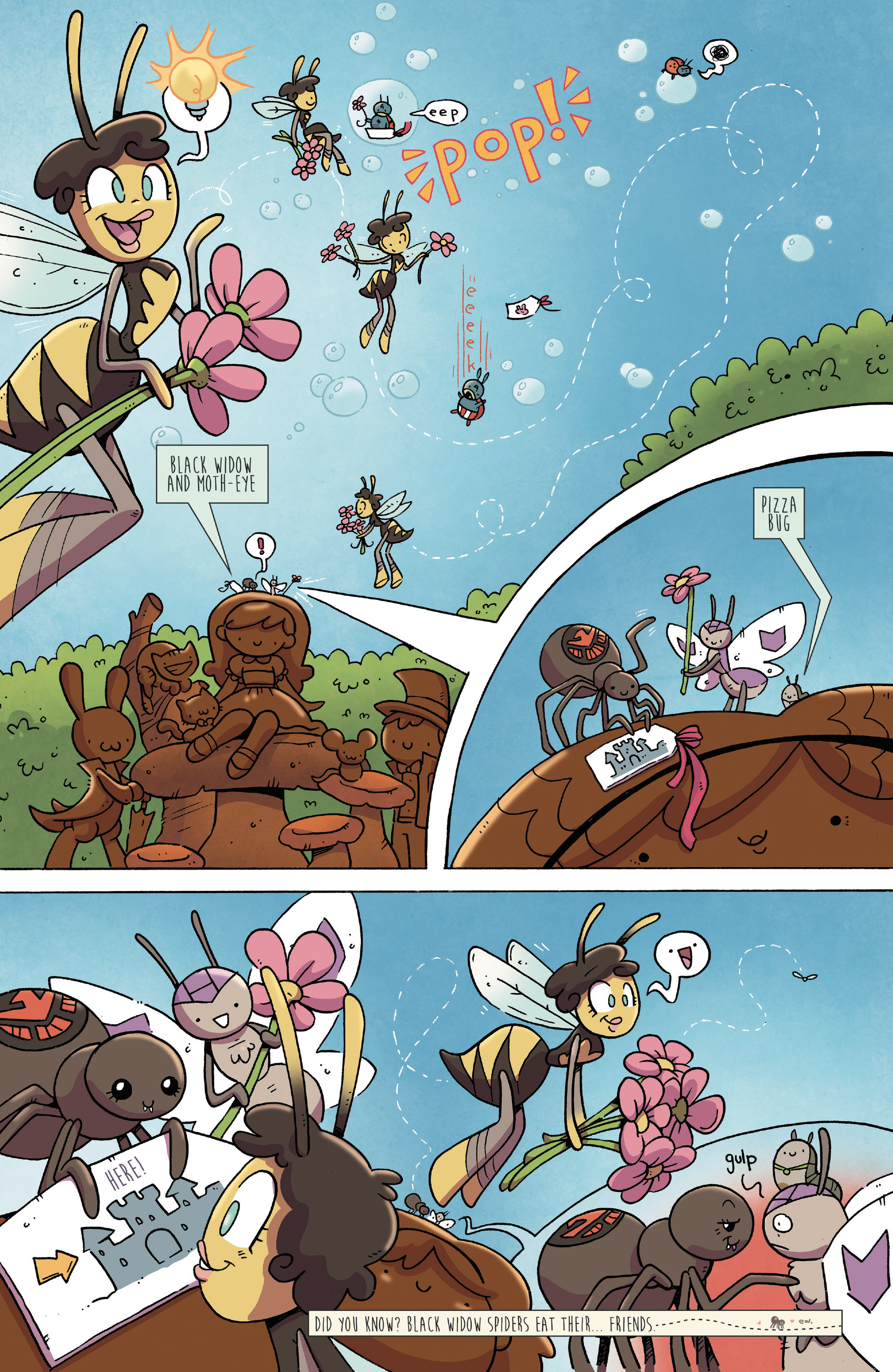 Read online Secret Wars: Secret Love comic -  Issue # Full - 29