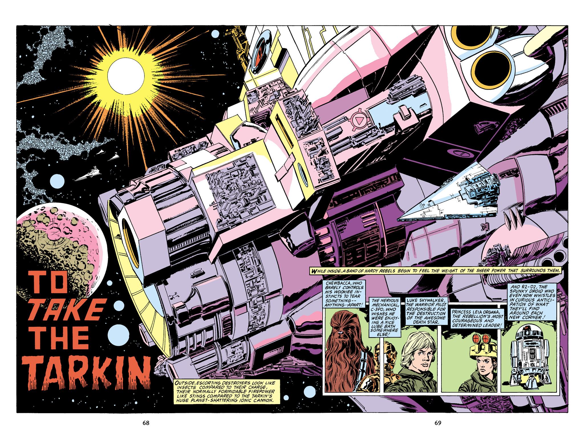 Read online Star Wars Omnibus comic -  Issue # Vol. 16 - 69