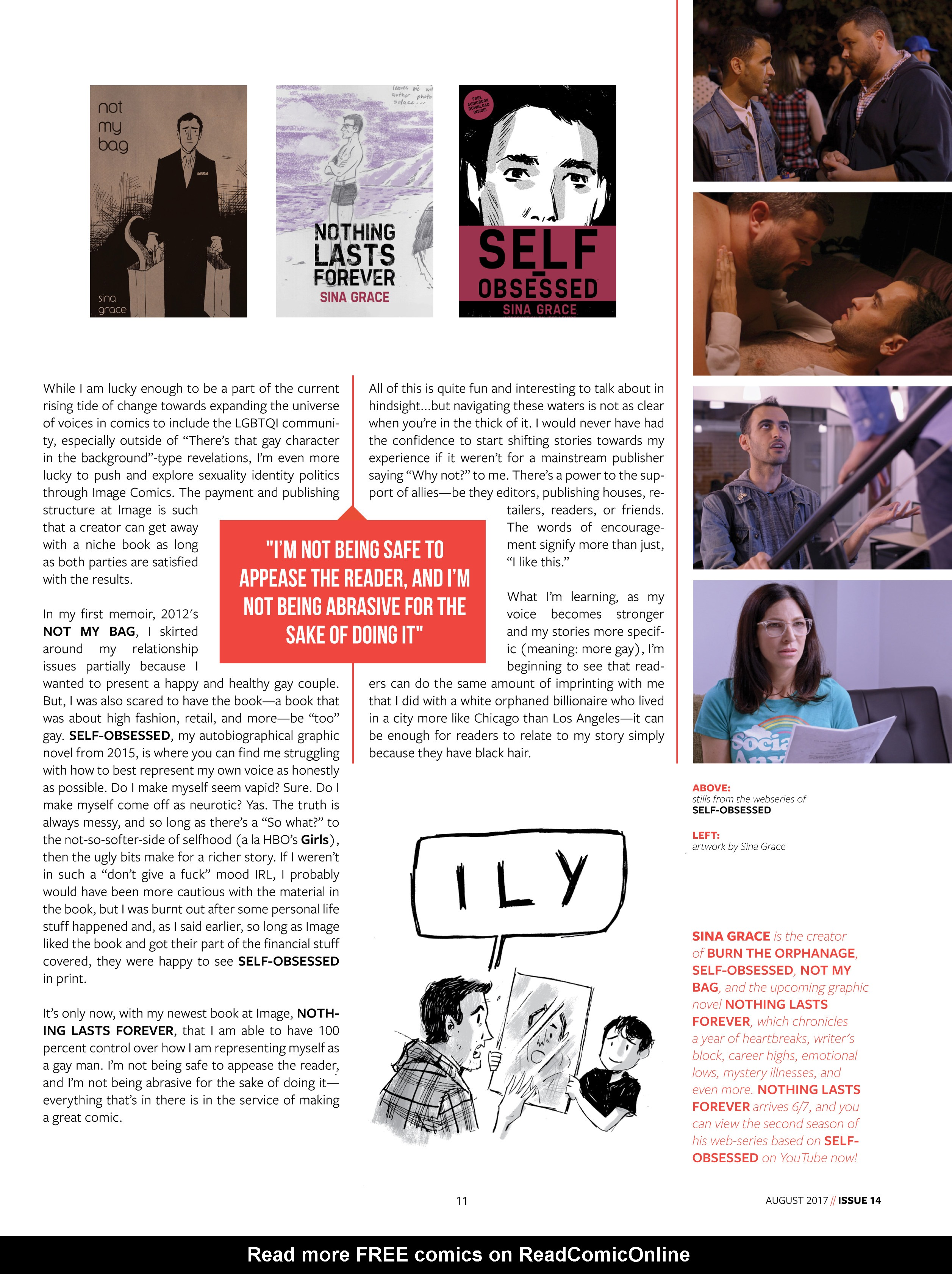 Read online Image comic -  Issue #14 - 10