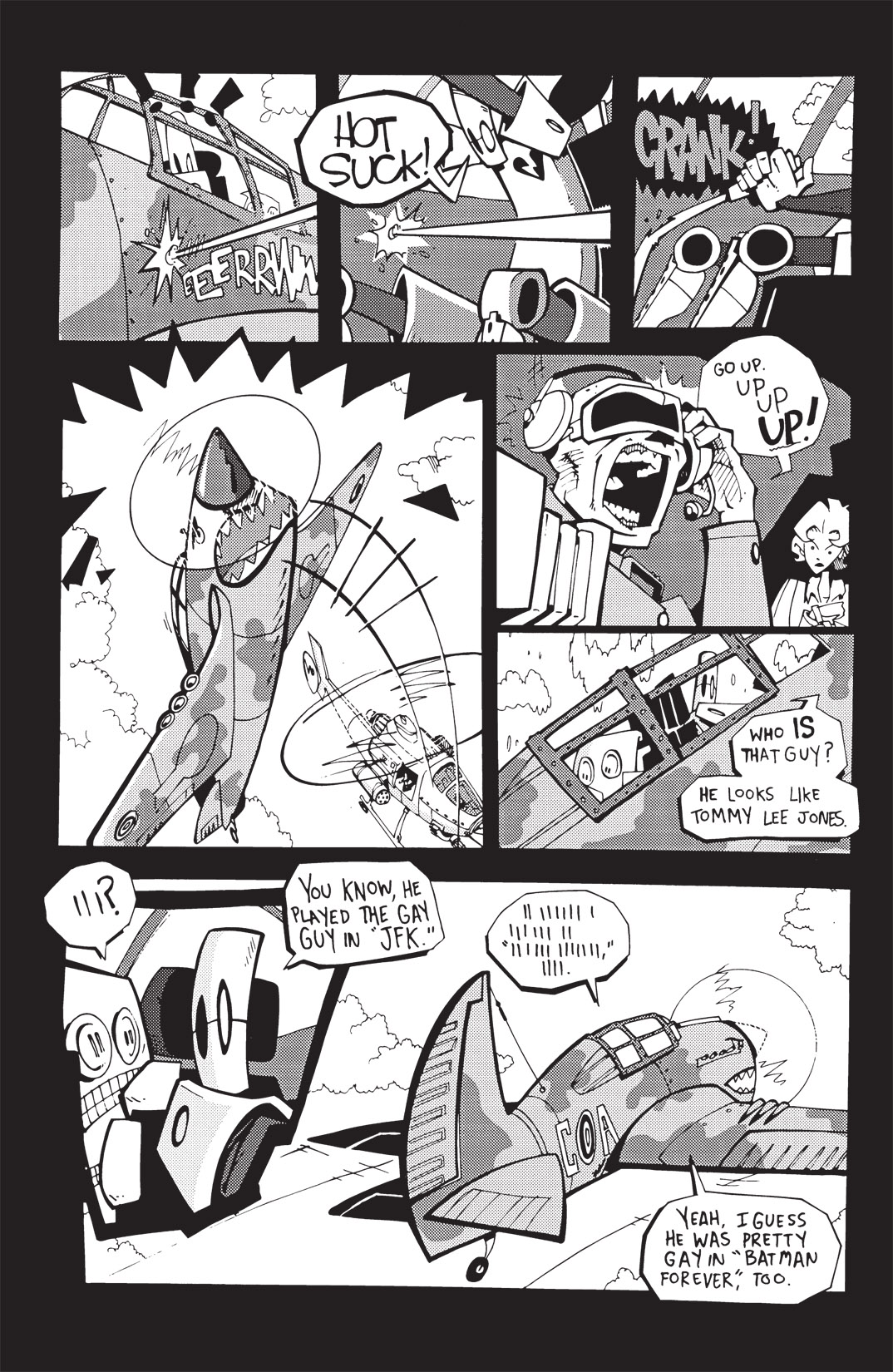 Read online Scud: The Disposable Assassin: The Whole Shebang comic -  Issue # TPB (Part 2) - 242