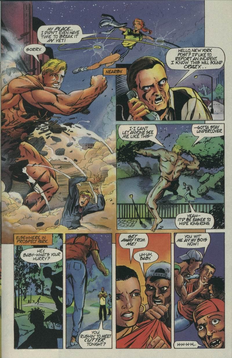 Read online Secret Weapons comic -  Issue #4 - 15