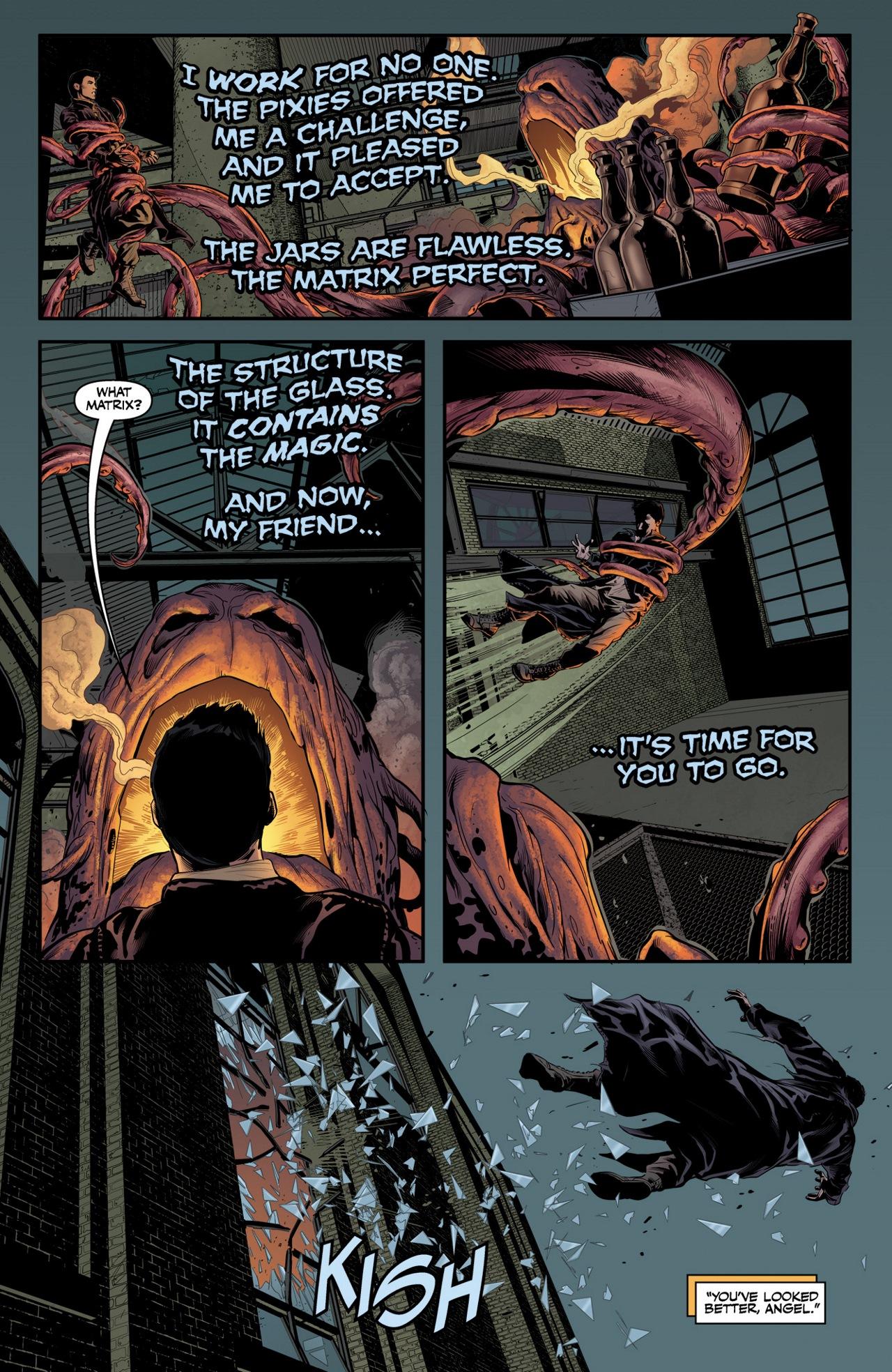 Read online Angel & Faith Season 10 comic -  Issue #3 - 17