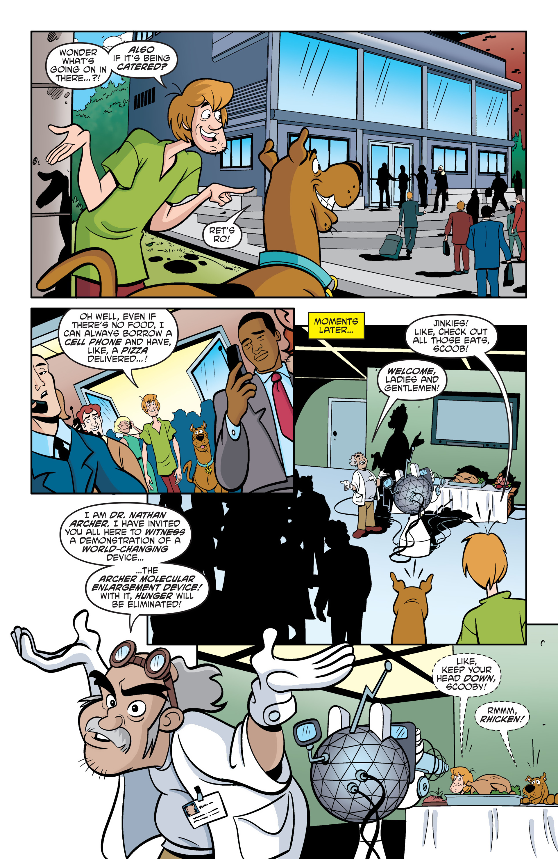 Read online Scooby-Doo: Where Are You? comic -  Issue #49 - 13