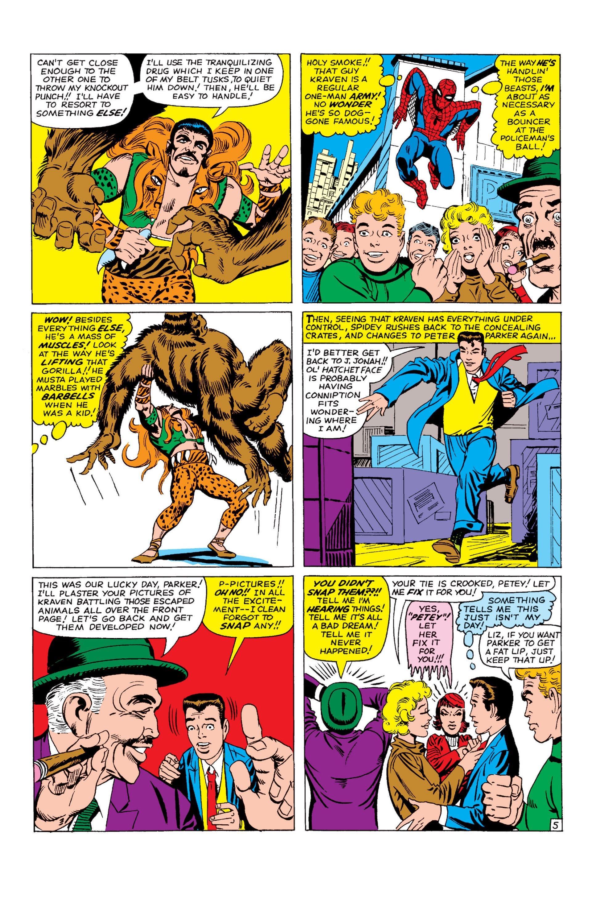 The Amazing Spider-Man (1963) 15 Page 5