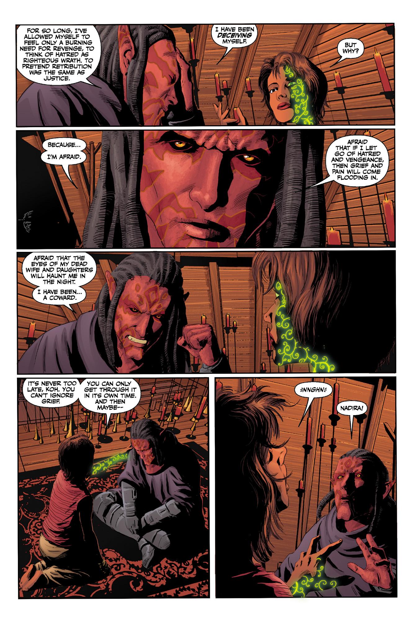 Read online Angel & Faith Season 10 comic -  Issue #13 - 16