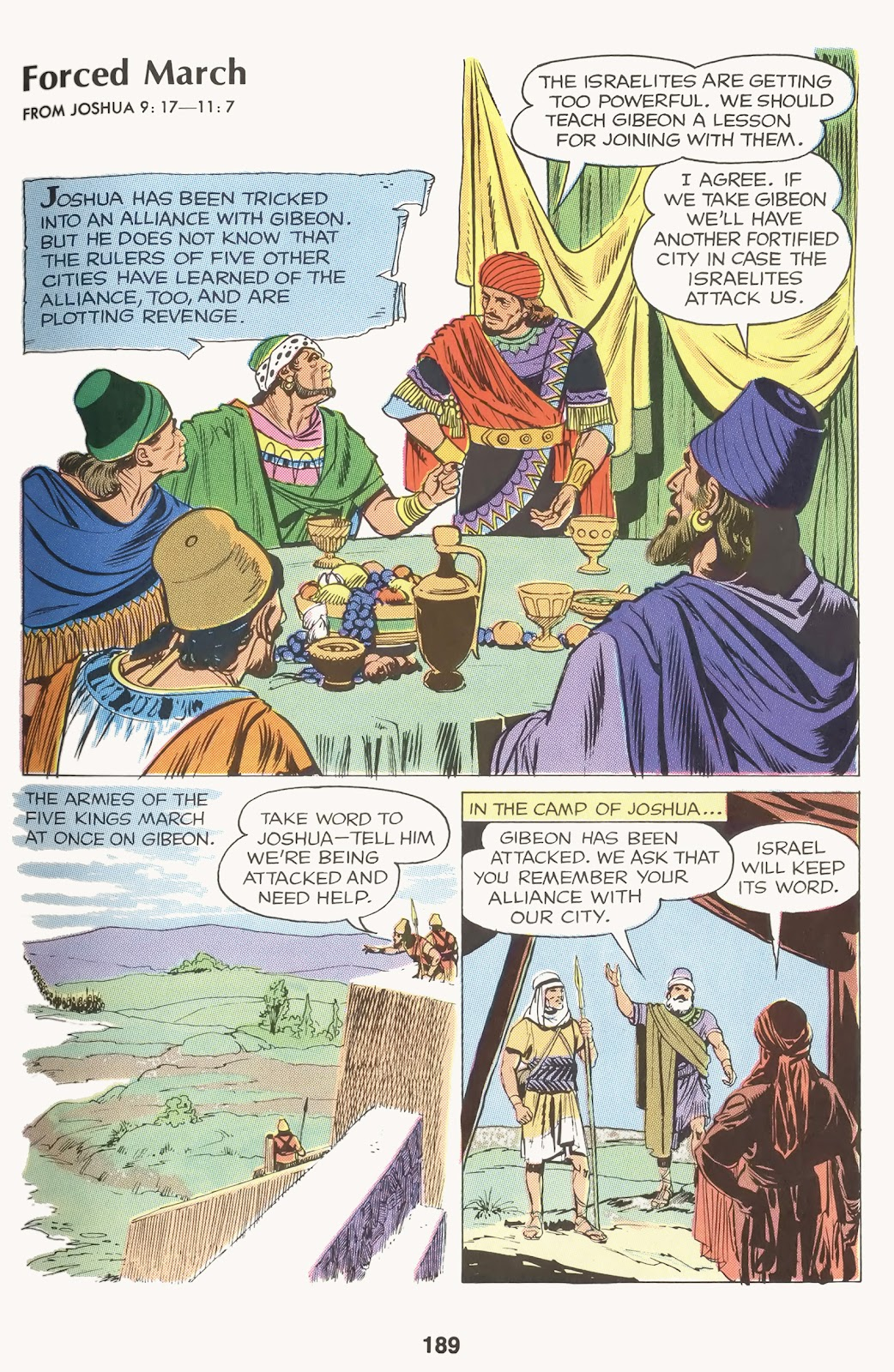 The Picture Bible issue TPB (Part 2) - Page 92