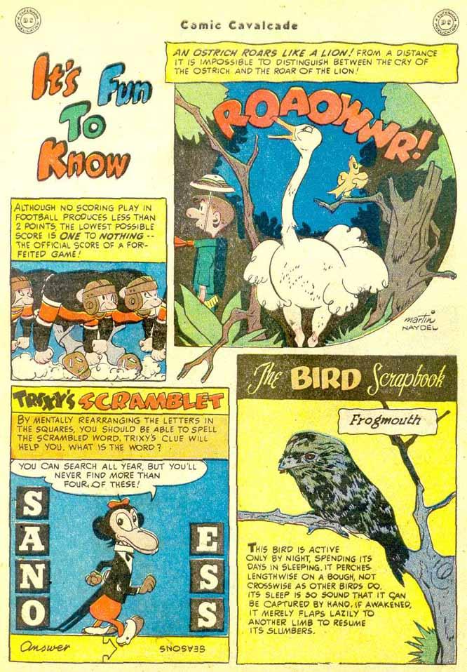 Comic Cavalcade issue 35 - Page 56