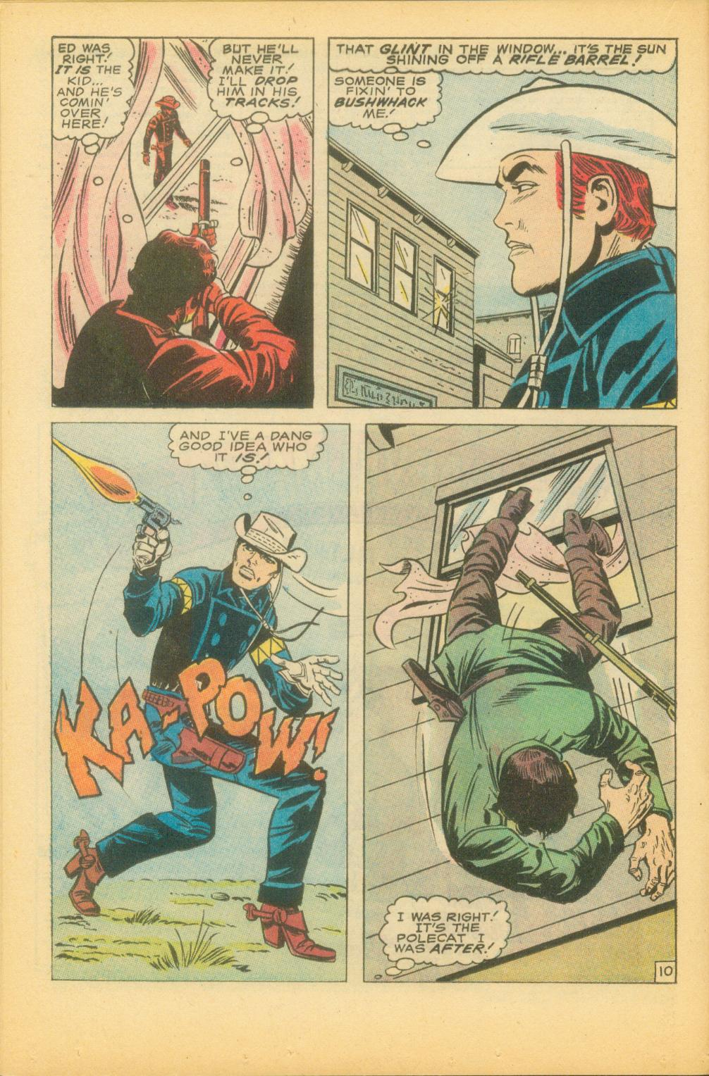 The Rawhide Kid (1955) issue 73 - Page 17