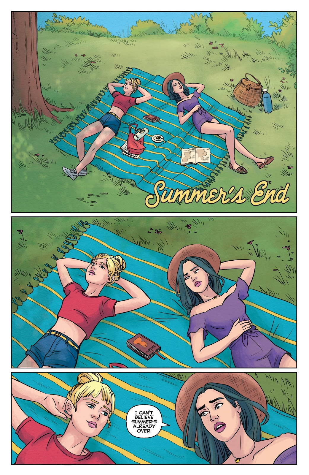 Read online Betty & Veronica (2019) comic -  Issue #1 - 3