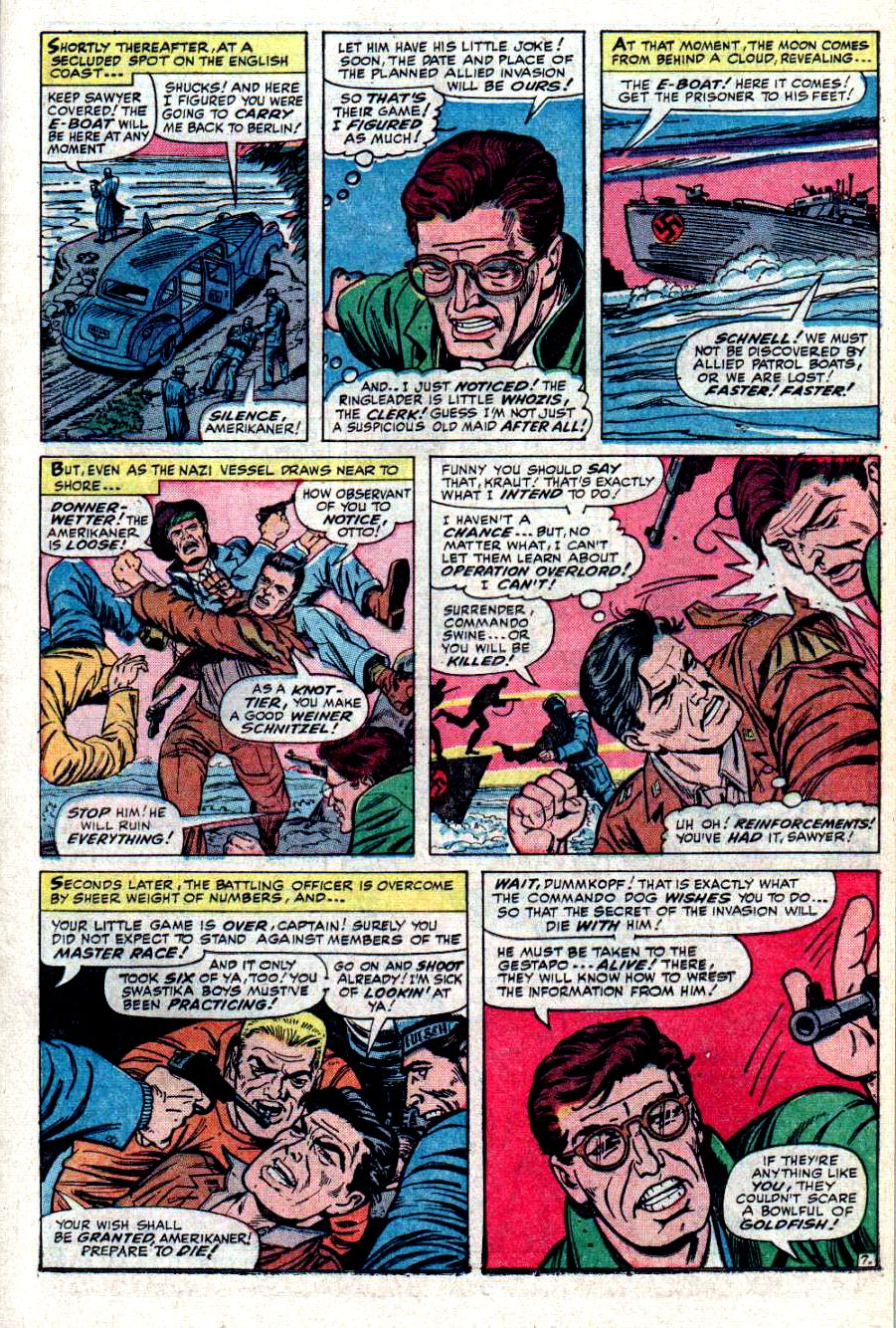 Read online Sgt. Fury comic -  Issue #31 - 11
