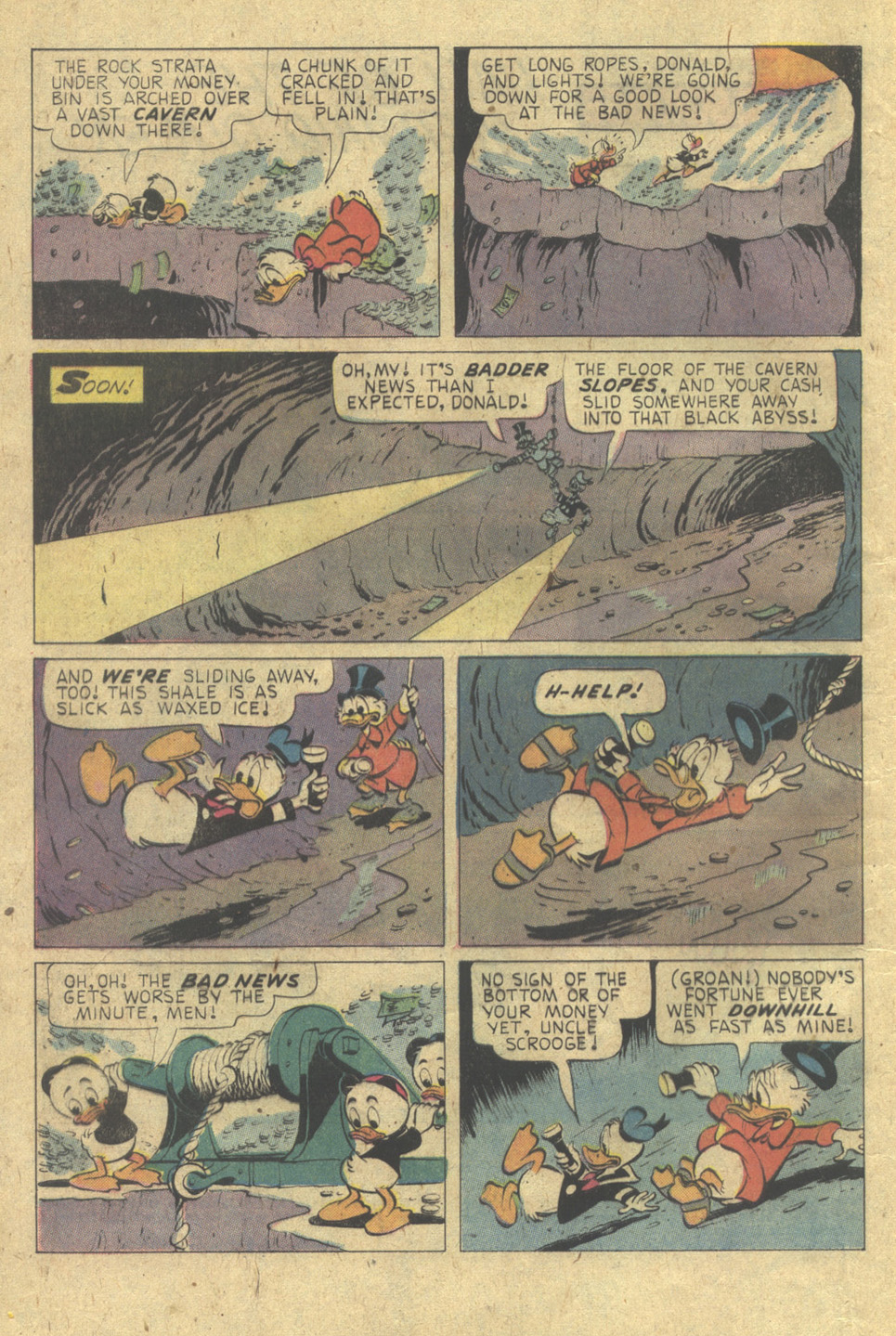Read online Uncle Scrooge (1953) comic -  Issue #125 - 4