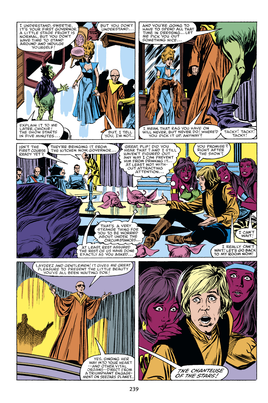 Read online Star Wars Omnibus comic -  Issue # Vol. 18 - 225