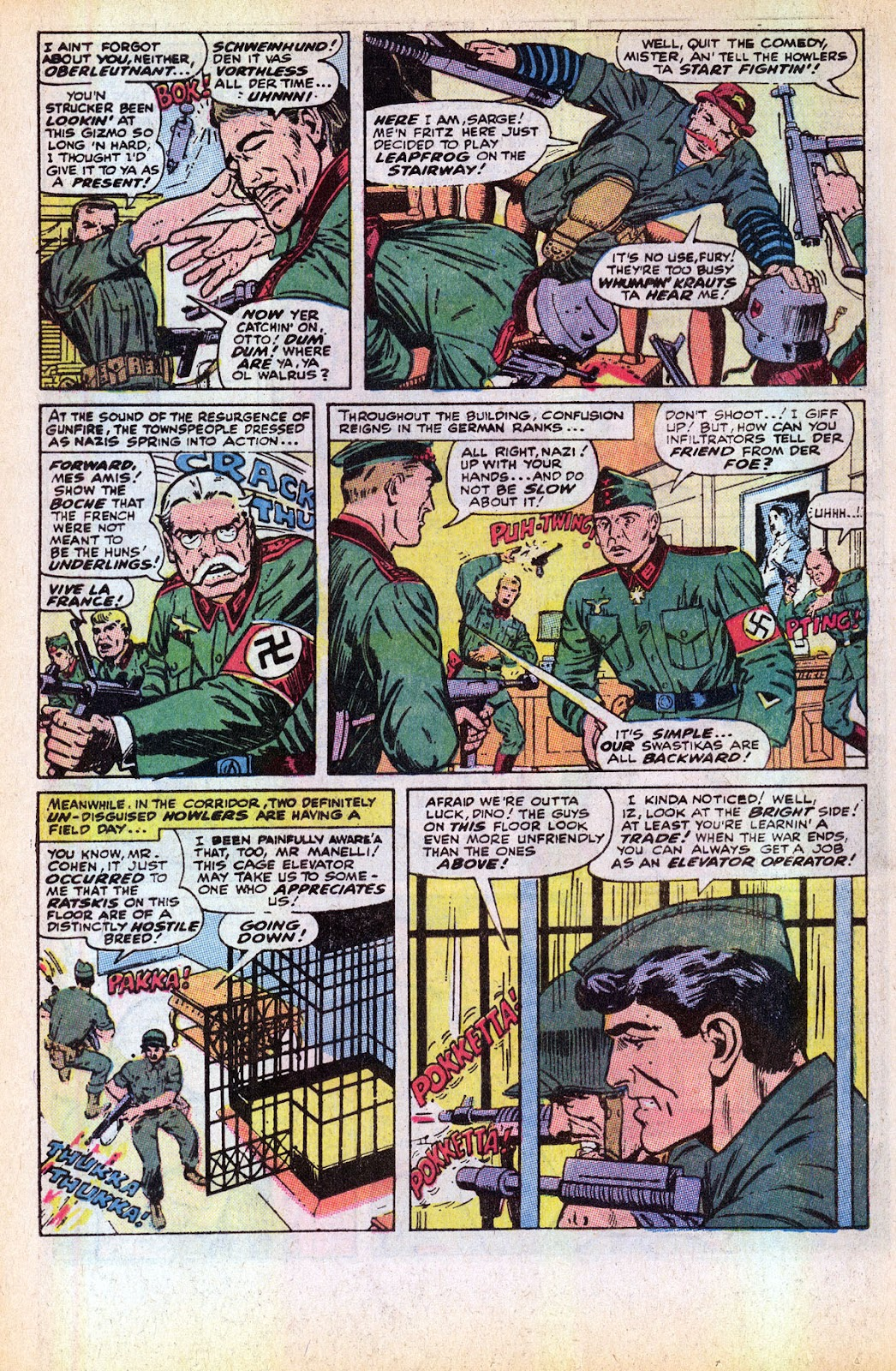 Sgt. Fury issue _Special_7 - Page 6