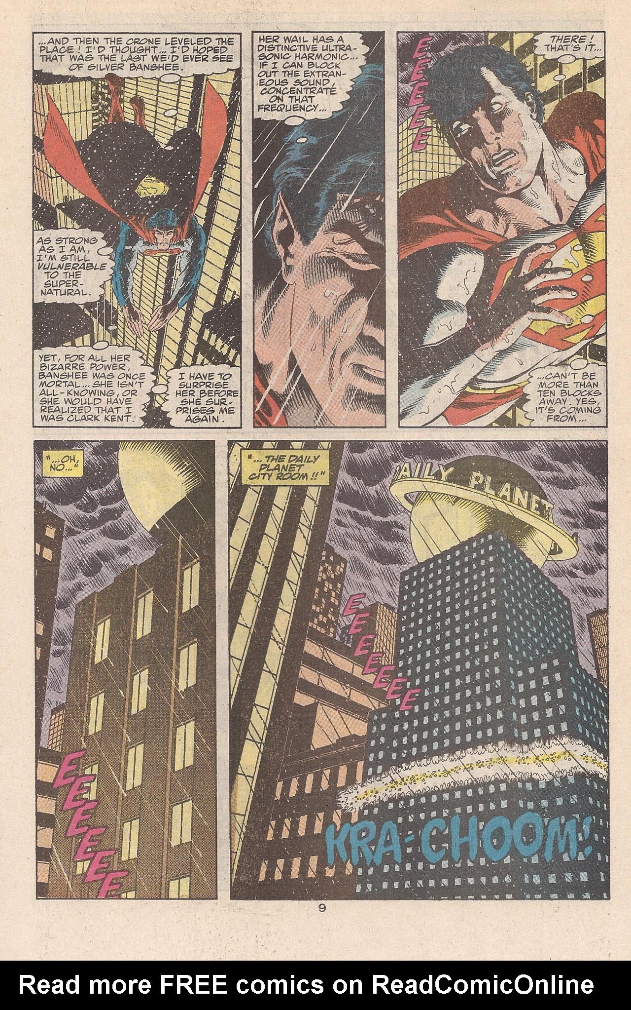 Read online Action Comics (1938) comic -  Issue #662 - 15